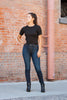 Dutil Quintessential High-Rise Skinny - 1098 Wash