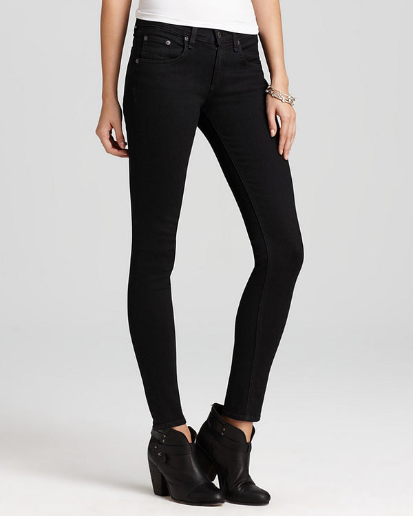 Rag & Bone Skinny - Coal Jeans & Apparel - Dutil Denim