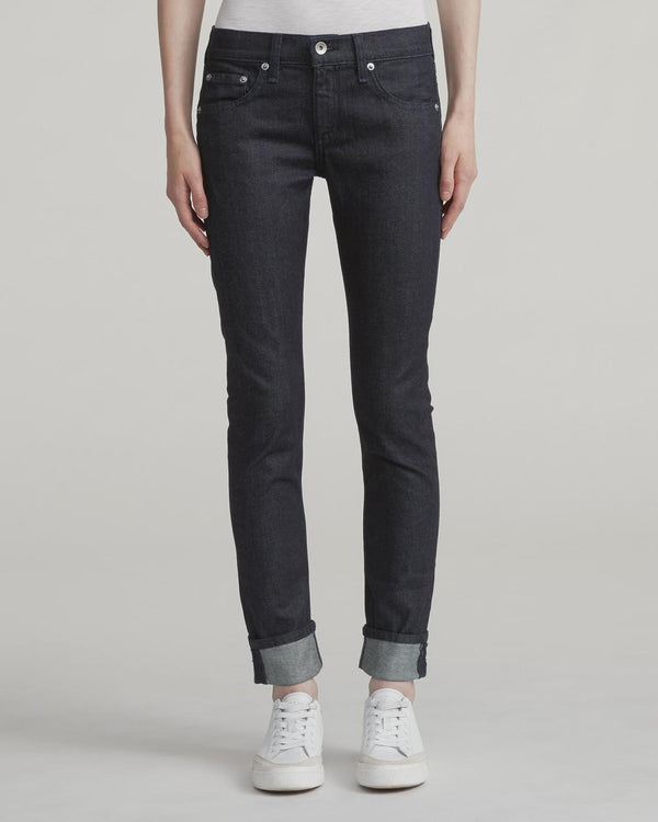 Rag & Bone Dre Boyfriend - Indigo Jeans & Apparel - Dutil Denim
