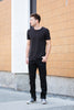 Rag & Bone Fit 3 Relaxed Taper - Black Jeans & Apparel - Dutil Denim