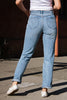 Rolla's Classic Straight - 90s Blue Jeans & Apparel - Dutil Denim