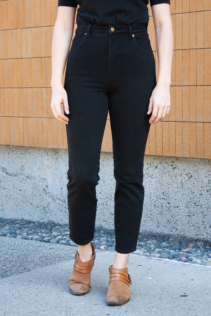 Rolla's Dusters - Comfort Jet Black Jeans & Apparel - Dutil Denim
