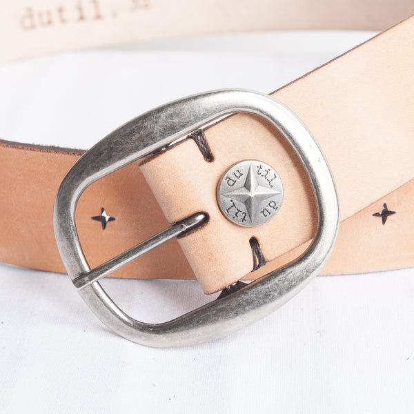 Dutil Belt - Natural - Dutil Denim
