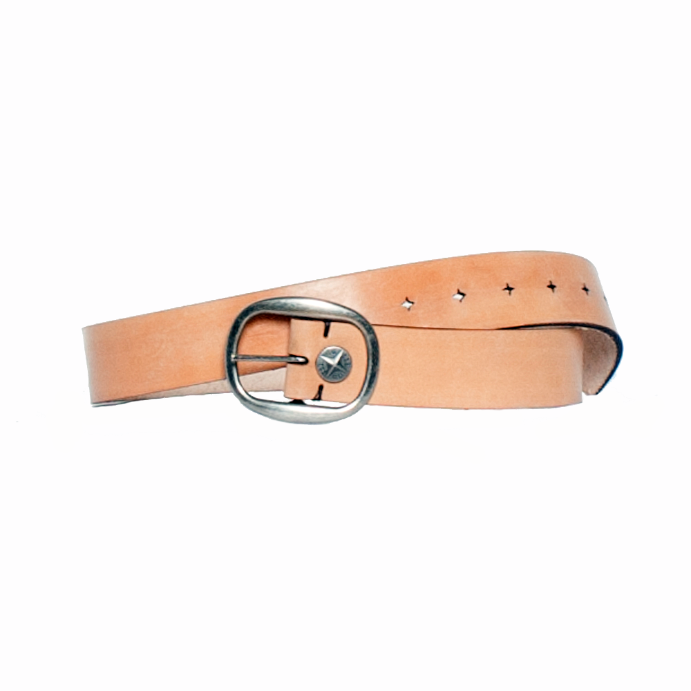 Dutil Belt - Natural Jeans & Apparel - Dutil Denim