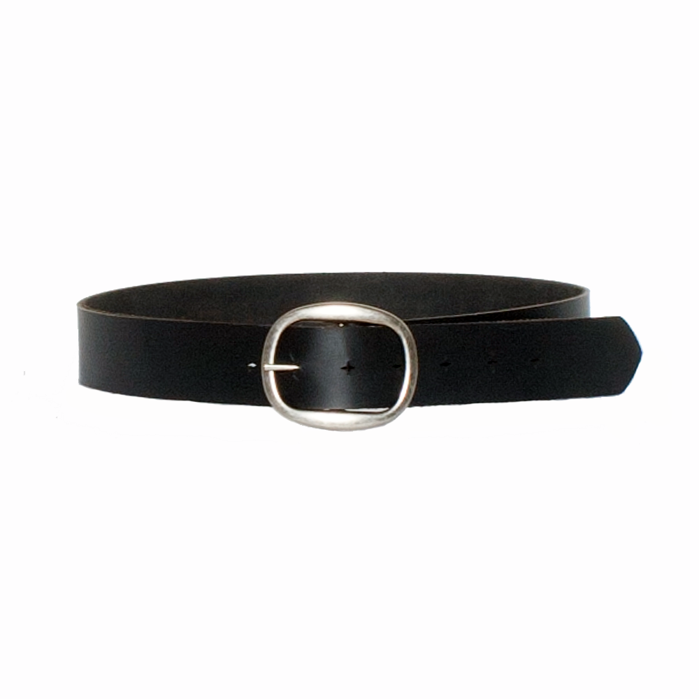 Dutil Belt - Matte Black Jeans & Apparel - Dutil Denim