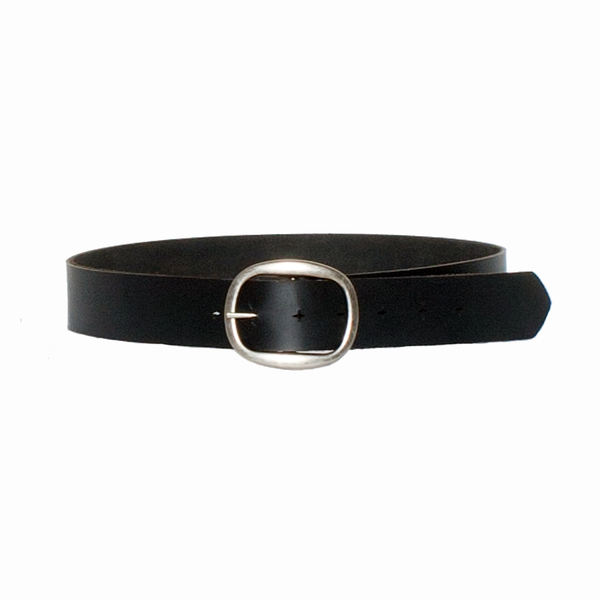 Dutil Belt - Matte Black - Dutil Denim