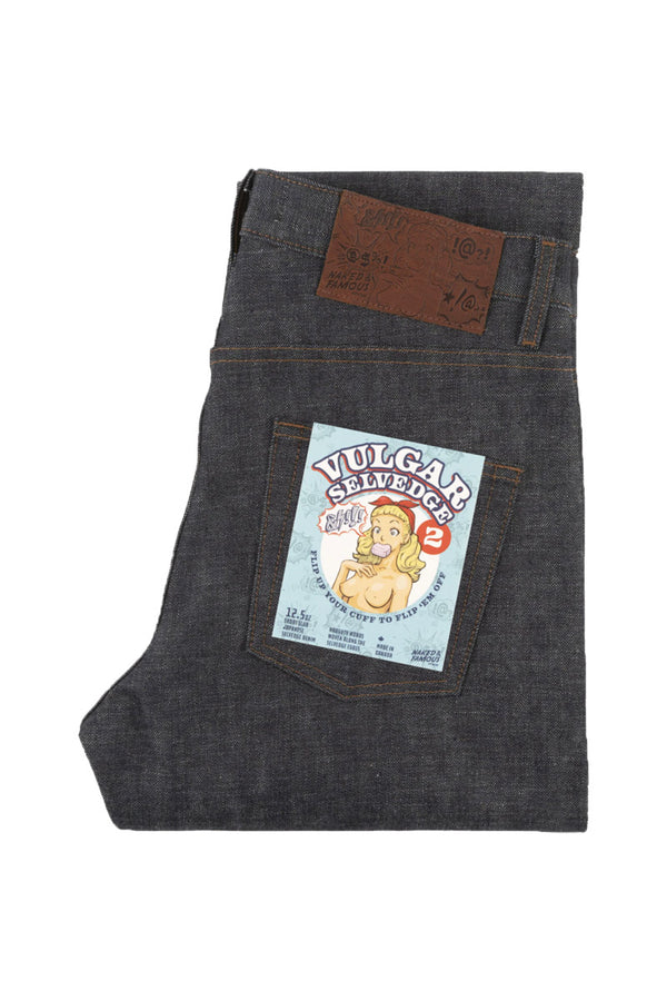 Naked & Famous Easy Guy - Vulgar Selvedge 2