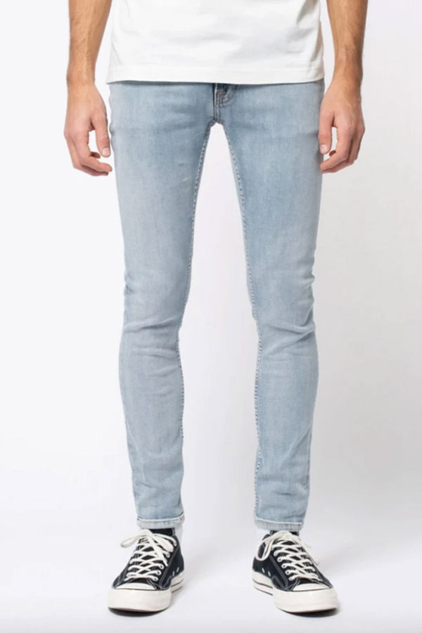 "Nudie Skinny Lin - Indigo Victim (36"" Length)"