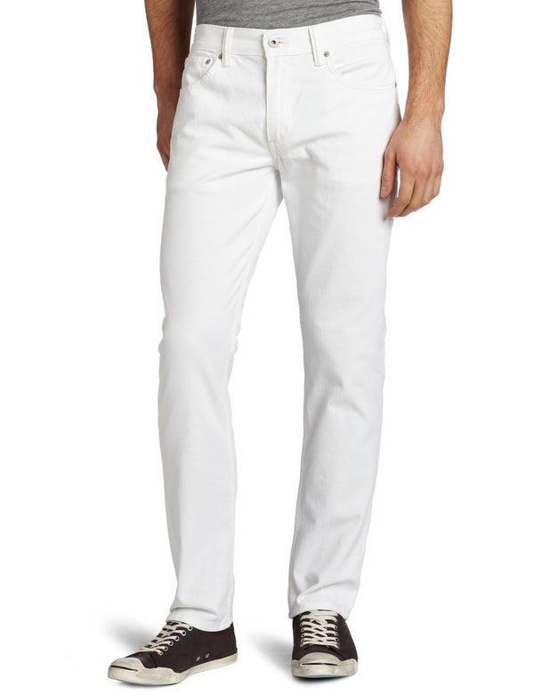 Levi's 511 Skinny White Bull Denim Jeans & Apparel - Dutil Denim
