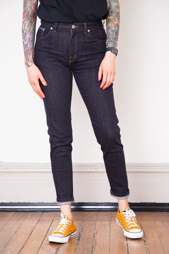 Naked & Famous Max - Forever Blue 12.5oz Stretch Selvedge