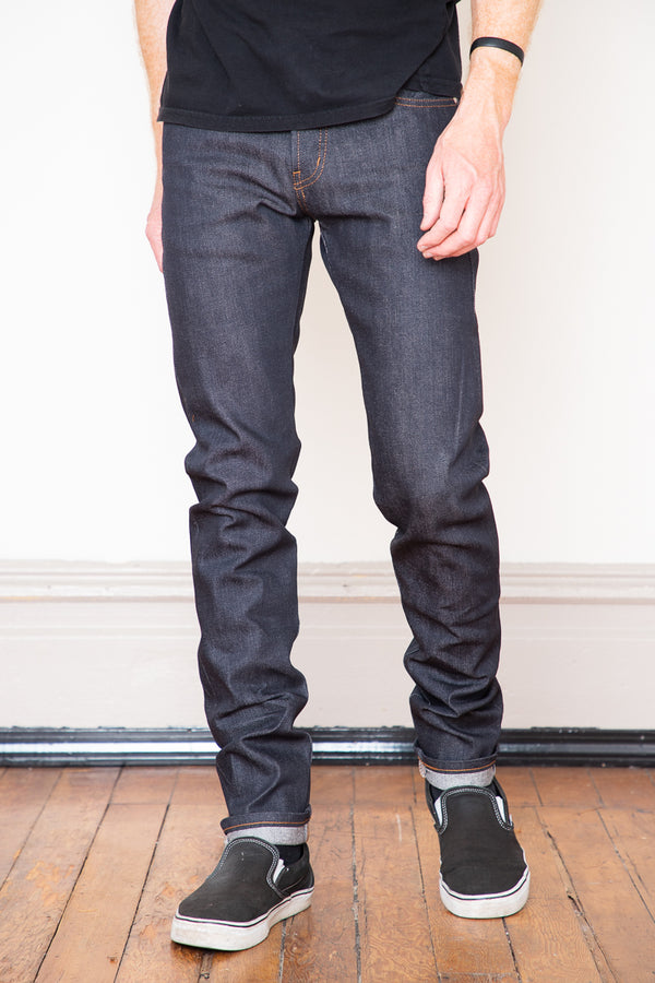Naked & Famous Super Guy - Forever Blue 12.5oz Stretch Selvedge