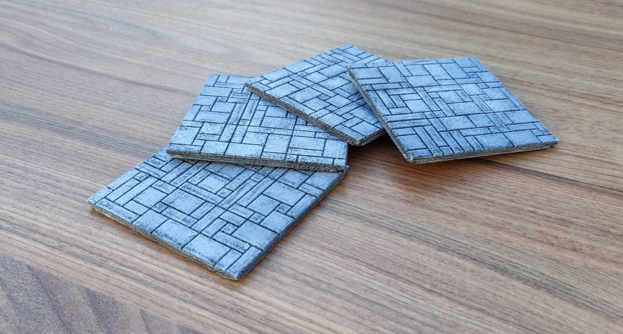 Floors 3x3 - Terrain Basics