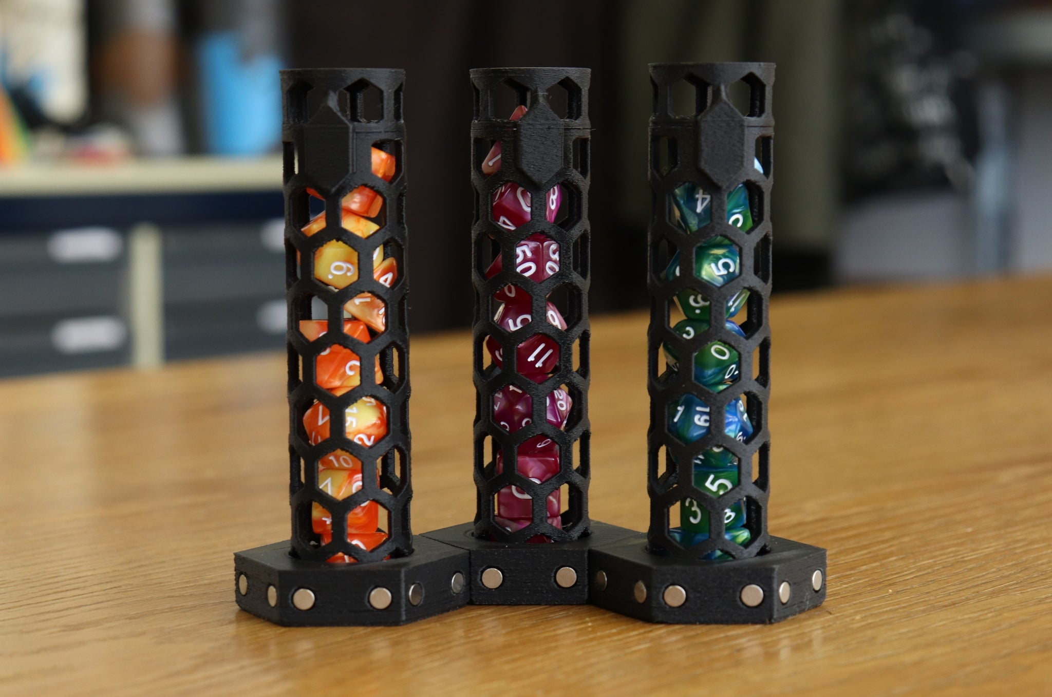 Dice Tube - Triple Pack