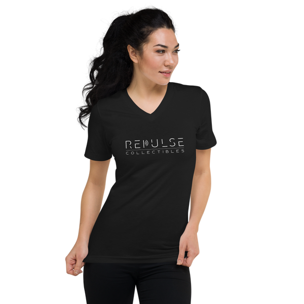Ladies V-Neck  Repulse Collectibles Tee