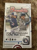 2020 Bowman Hobby Baseball Box