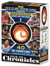2019-20 Chronicles Basketball Blaster Box