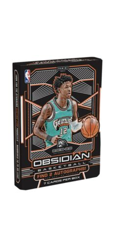 2019-20 Obsidian Basketball Hobby Box