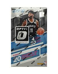 2019-20 Donruss Optic Tmall Basketball Box