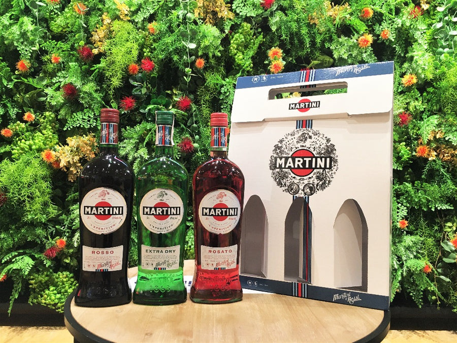 Gift Pack (ROSSO-EXTRA DRY-ROSATO)