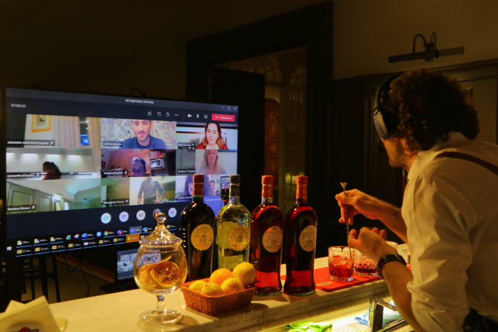 15/11 VIRTUAL COCKTAIL EXPERIENCE