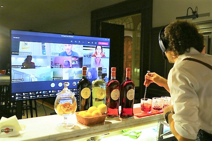 VIRTUAL COCKTAIL EXPERIENCE - HOME EDITION