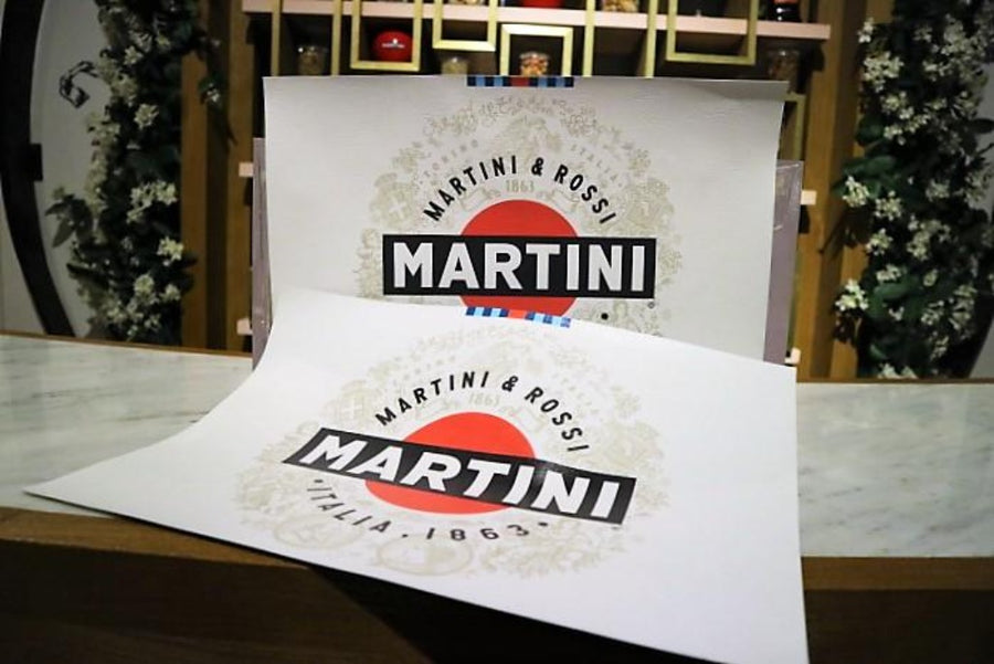 MARTINI PLACEMATS X2