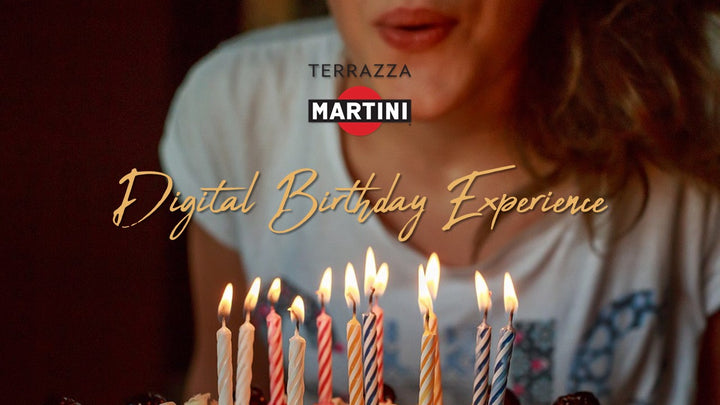 MARTINI BIRTHDAY EXPERIENCE