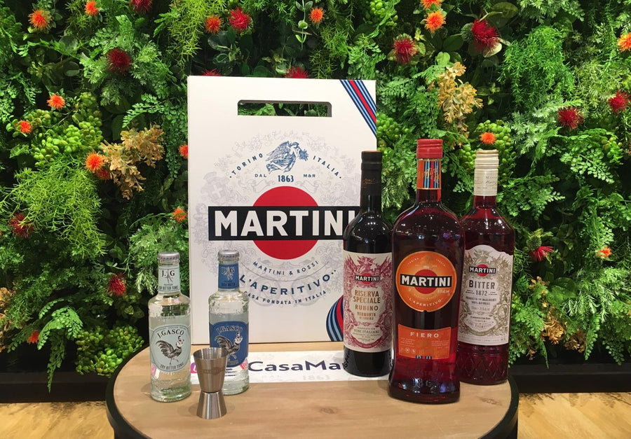 17/06 - VIRTUAL COCKTAIL EXPERIENCE