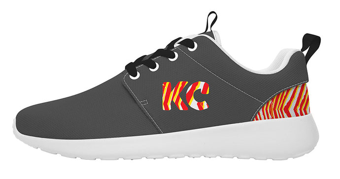KC Runner:  Chief Zebra