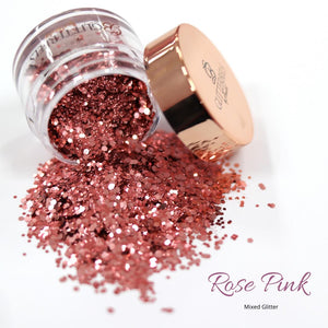 Rose Pink (Multi Mix) - The Nail Throne USA