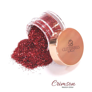 Crimson (medium) - The Nail Throne USA