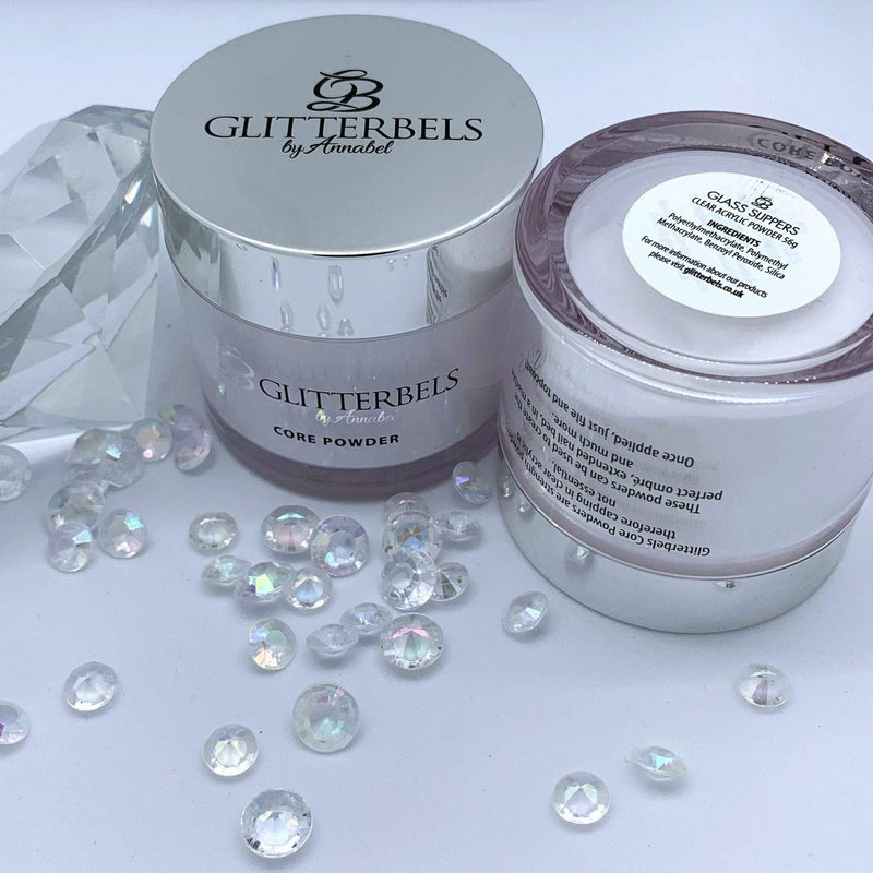 Glitterbels Glass Slippers 56g - The Nail Throne USA