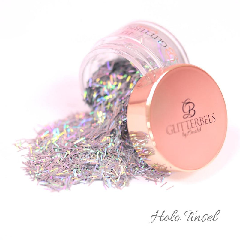 Holo Tinsel - The Nail Throne USA