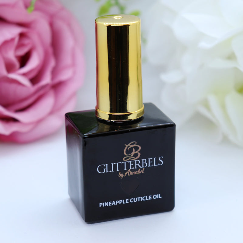 Glitterbels Pineapple Cuticle Oil 17ml - The Nail Throne USA