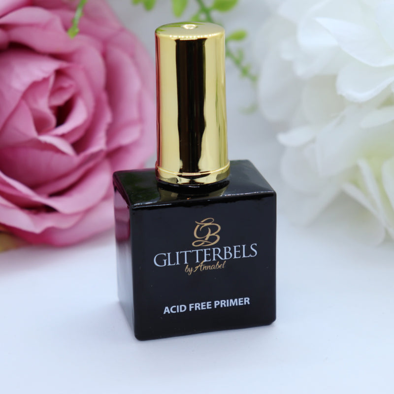 Glitterbels Acid Free Primer - The Nail Throne USA