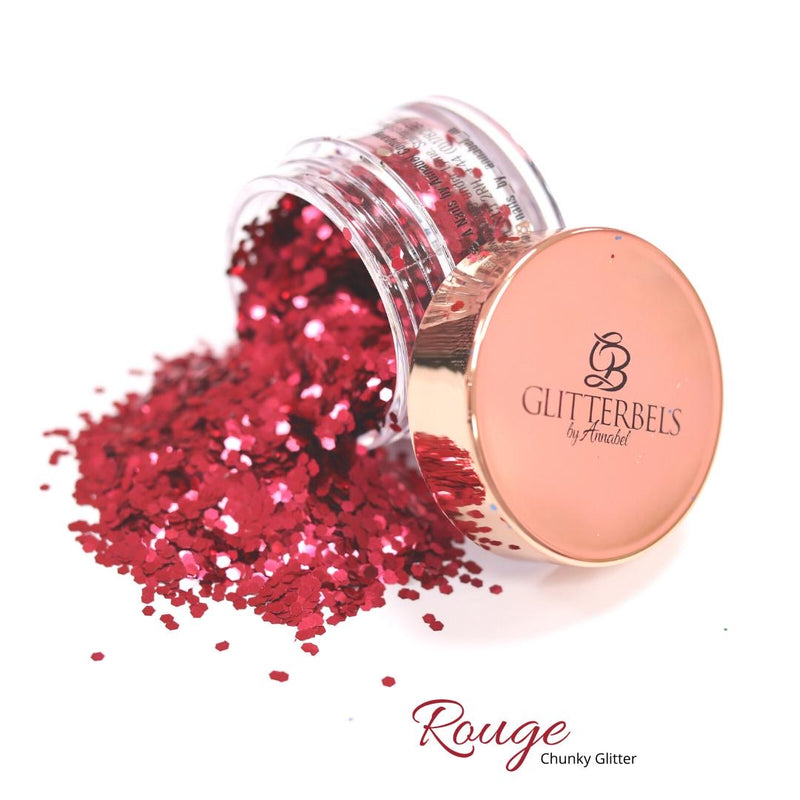 Rouge (Chunky) - The Nail Throne USA