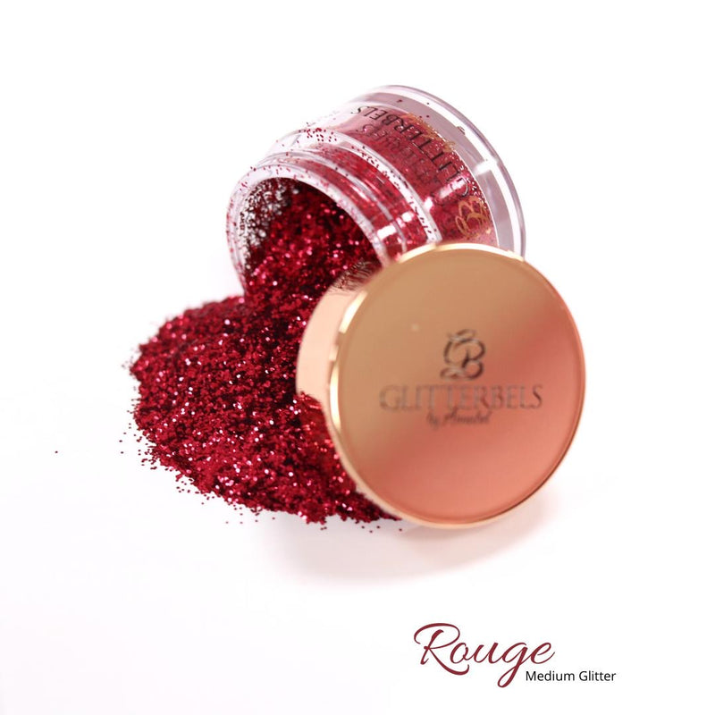 Rouge (medium) - The Nail Throne USA