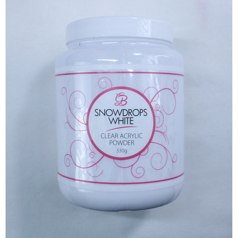 Snowdrops White 330g - The Nail Throne USA