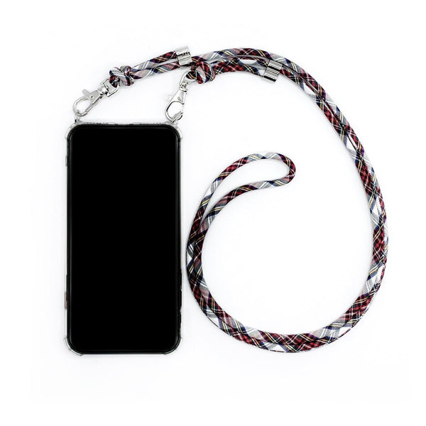 Scotch Twist Phone Necklace
