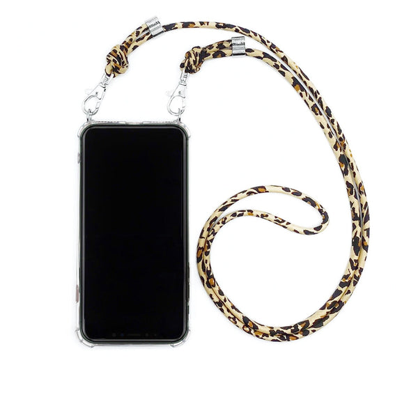 Wild Twist Phone Necklace