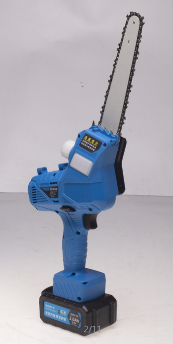 KM0403E21 MINI Lithium Chainsaw Video