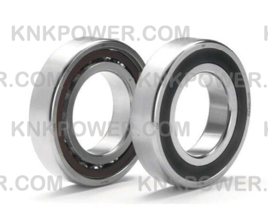6302-2RS BEARING 15×42×13mm