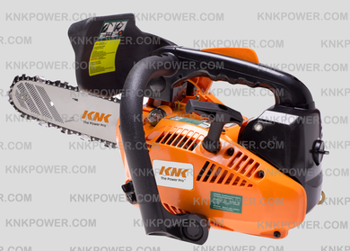 KM0403250 25.4CC CHAIN SAW WITH WALBRO CARB 10