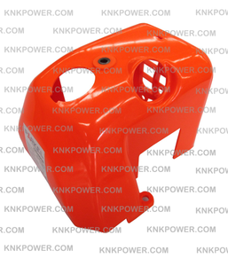 01-203 CYLINDER COVER ZENOAH 1E40F(43CC) ENGINE