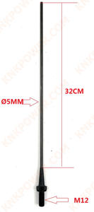 knkpower [14459] CARBON FIBER ROD