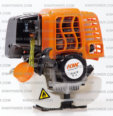 KM139F-2 33.5CC 4 STROKE GASOLINE ENGINE