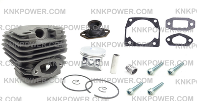 11-177 CYLINDER PISTON KIT ZENOAH 5300 (53CC) CHAIN SAW KM0403530