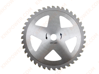 knkpower [12106] BRUSH CUTTER TCT BLADE 10