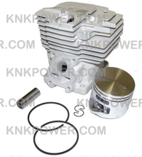 Load image into Gallery viewer, 11-168 CYLINDER PISTON KIT 1138 020 1201 STIHL MS441 CHAIN SAW