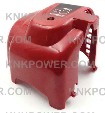 01-401 CYLINDER COVER HONDA GX35 ENGINE